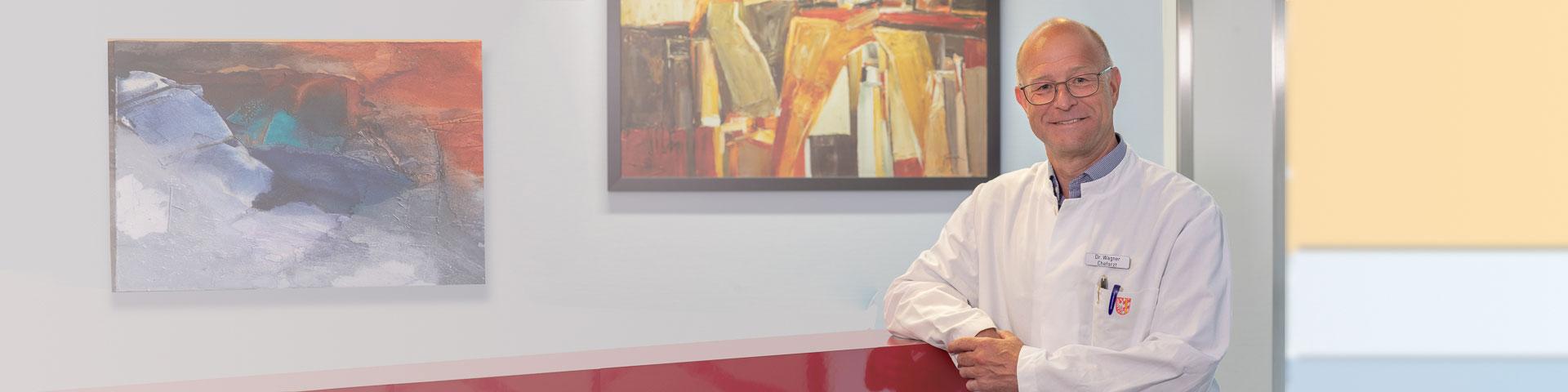 Dr. Wagner, Chefarzt Gelenkzentrum Krumbach, Schwaben